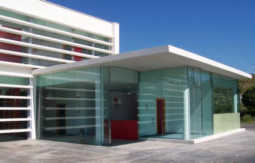 TRIGEMER S.A. Parque de Bomberos. Estepona. Málaga