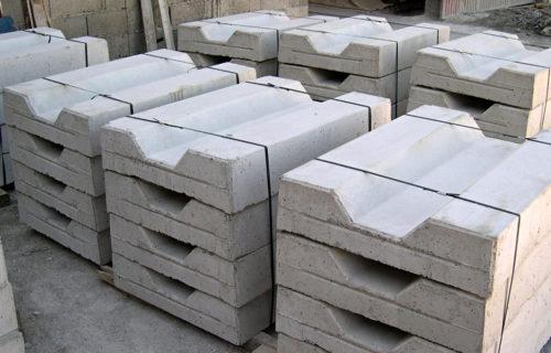 Piezas prefabricadas