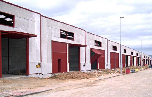 Nave industrial. Cahuchina. Granada