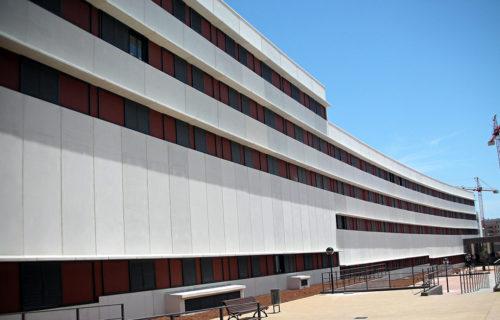 UTE DICO-SARDALLA. 196 viviendas VPO. Málaga