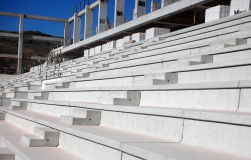 SACYR. Centro Tecnificación Deportiva. Antequera. Málaga