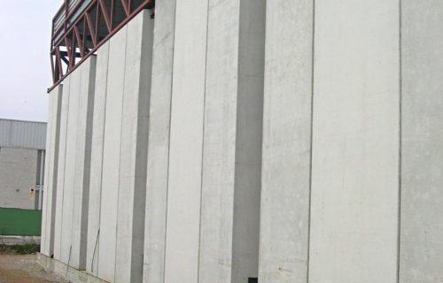 Paneles para Fachadas Prefabricados Lecrín