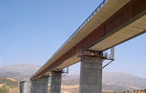 ALTEC S.A.   (Viaducto Arroyo de la Piedras. Álora. Málaga)