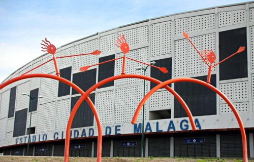 ACSA AGBAR – PAMASA. Estadio de atletismo. Málaga