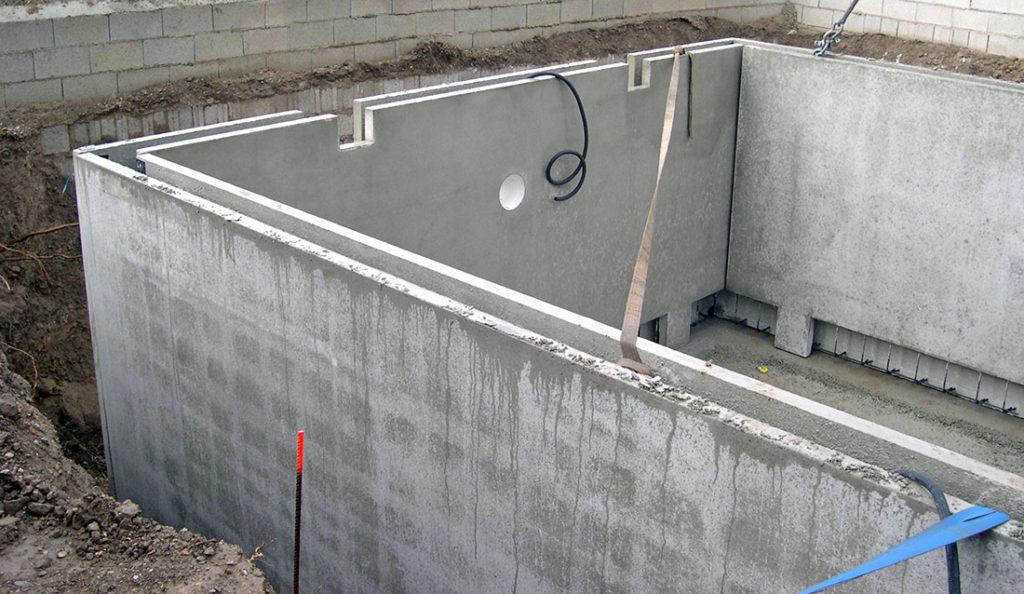 muros prefabricados de doble pared