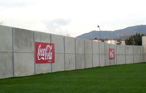 UTE SANDO-VERA. Estadio La Rosaleda. Malaga.