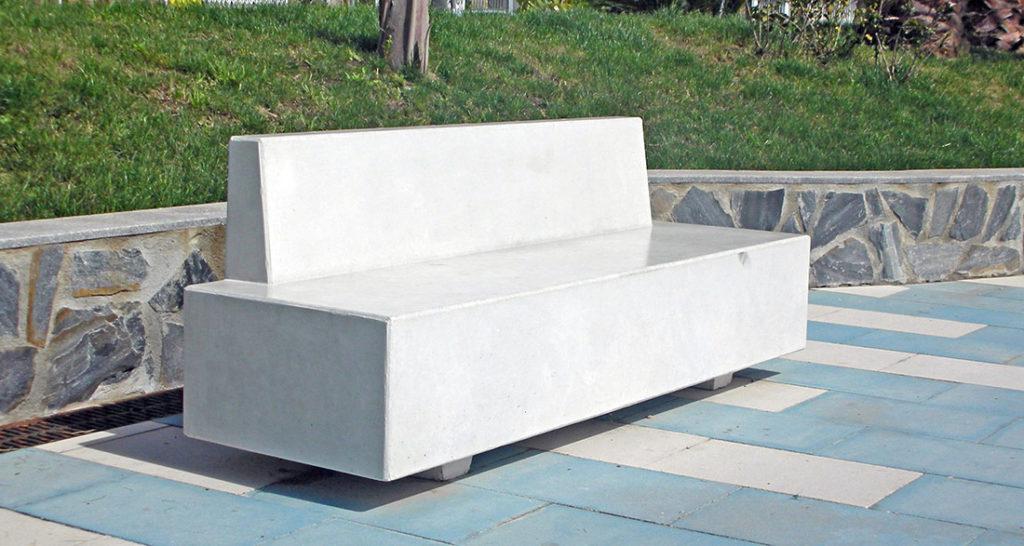 mobiliario urbano prefabricado