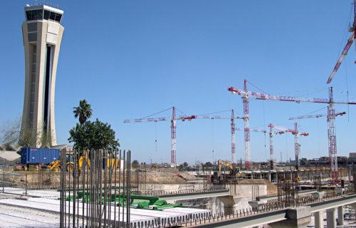 FERROVIAL S.A. – SANDO   (Aeropuerto de Málaga)