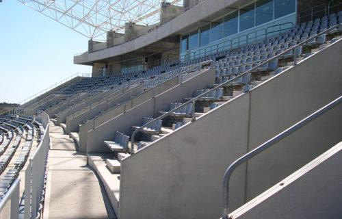 ACSA  –  AGBAR  –  PAMASA. Estadio de atletismo. Málaga
