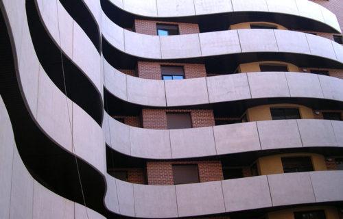 GARASA. Edificio de viviendas. Granada