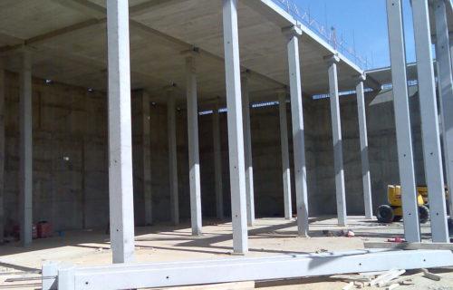 SANDO CONSTRUCCIONES S.A. Depósitos del Conquero. Huelva