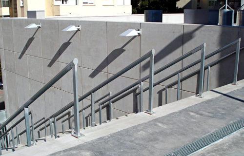 FCC. Estadio Ramón de Carranza. Cádiz