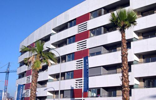 CONSTRUCTORA SAN JOSÉ S.A. Edificio de viviendas. Granada.