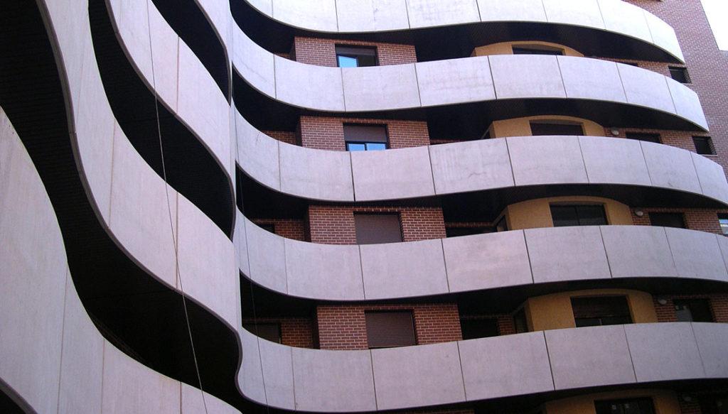 paneles prefabricados para fachada