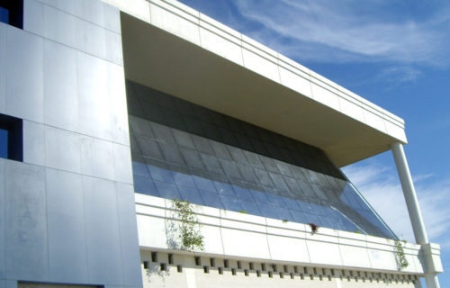 CONSTRUCC. GÁLVEZ VÁZQUEZ. Edf. Oficinas. San José de la Rinconada. Sevilla