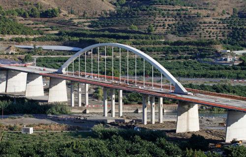 FCC CONSTRUCCIÓN S.A.   (Viaducto Río Guadalfeo. Lobres. Granada)