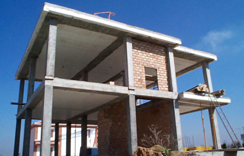 Edificio de viviendas. Otura. Granada