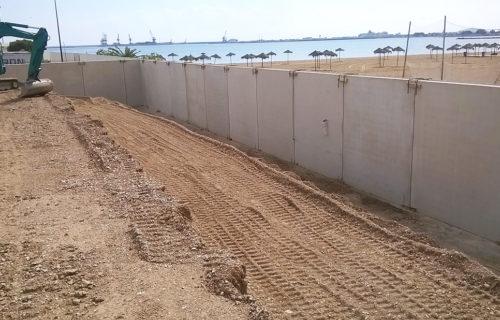 CONSTRUCCIONES RUAYA. Mc Donalds. Melilla